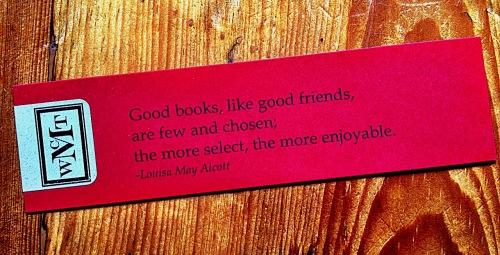 Bookmark Quote 10
