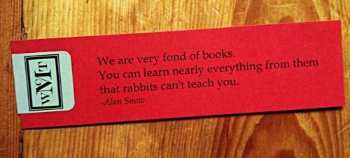 Bookmark Quote 14