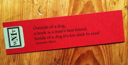 Bookmark Quote 15
