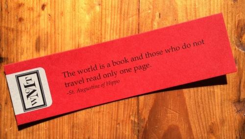 Bookmark Quote 2