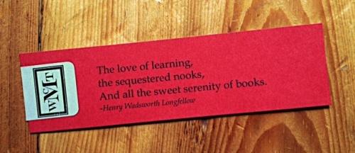 Bookmark Quote 21