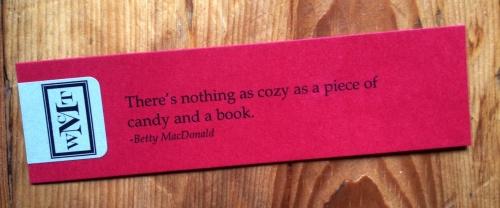 Bookmark Quote 26