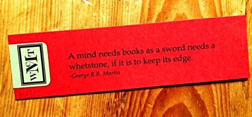 Bookmark Quote 28