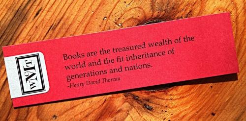 Bookmark Quote 39