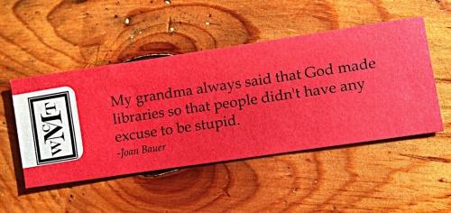 Bookmark Quote 40