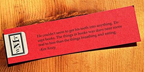 Bookmark Quote 61