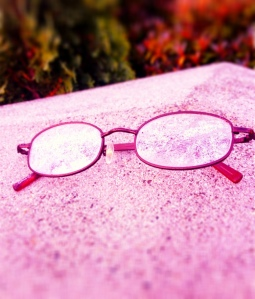 spectacles of rose
